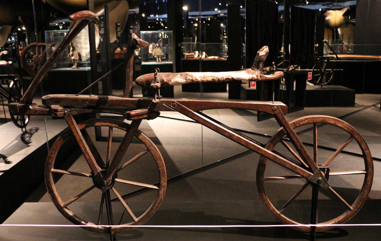 Filedraidina Precursore Della Bicicletta 1820 Mi Mnst Leonardo