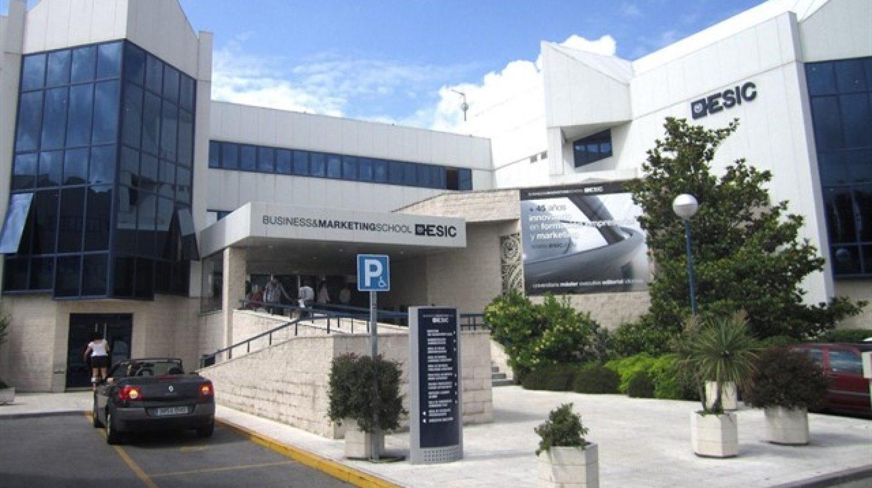 ESIC Universidad - Wikipedia, la enciclopedia libre