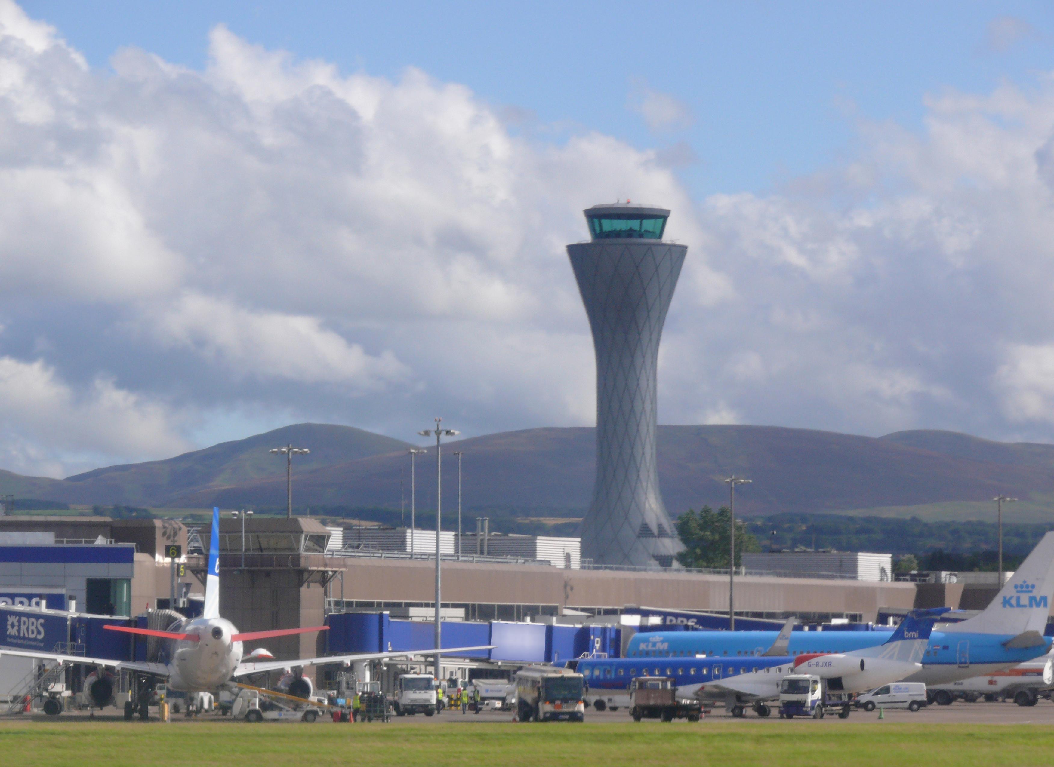 Edinburghin lentoasema