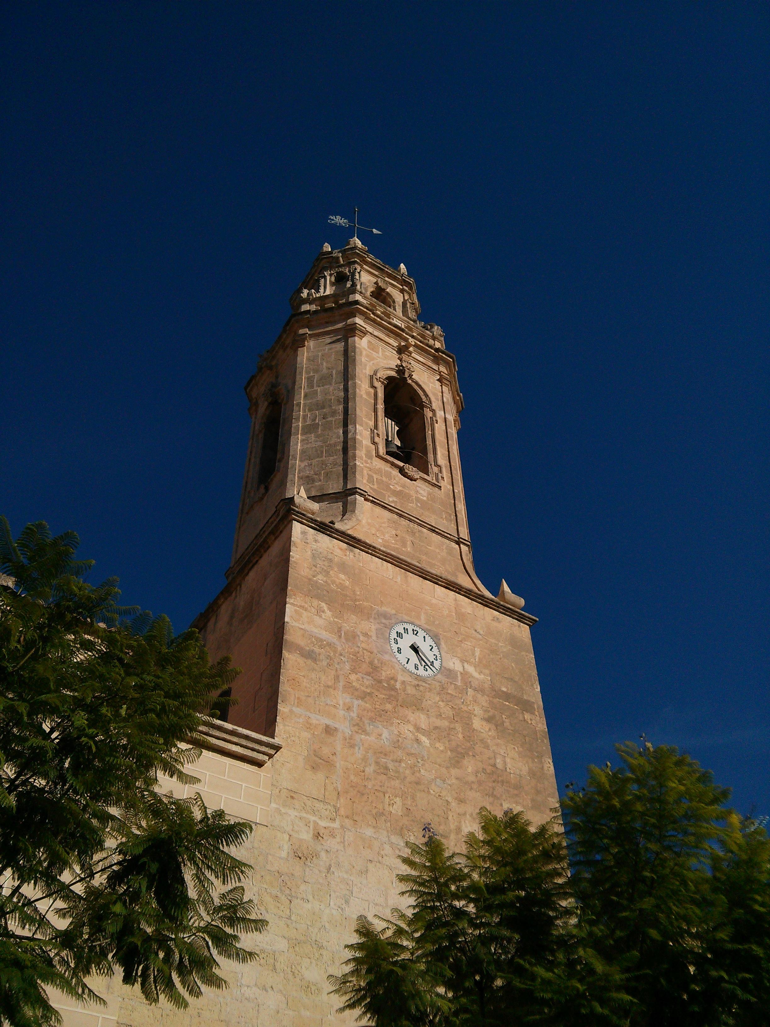 Resultado de imagen de Església Parroquial de Sant Pere torredembarra
