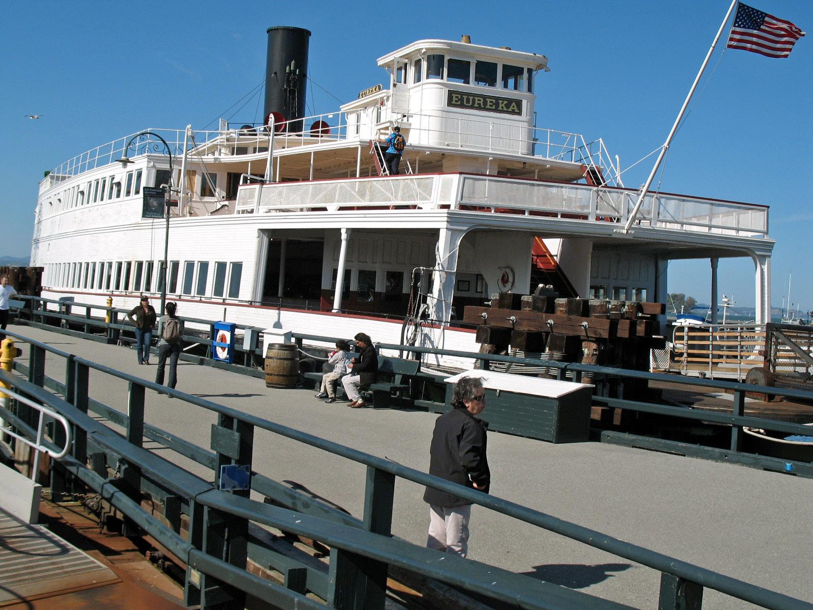 File Eureka Steam Ferryboat San Francisco Jpg