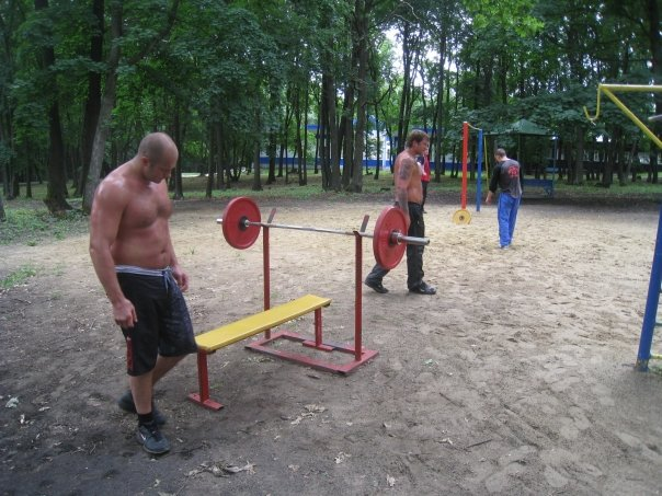 Fedor Training