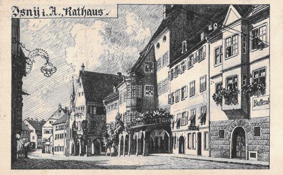 Felle Isny Rathaus