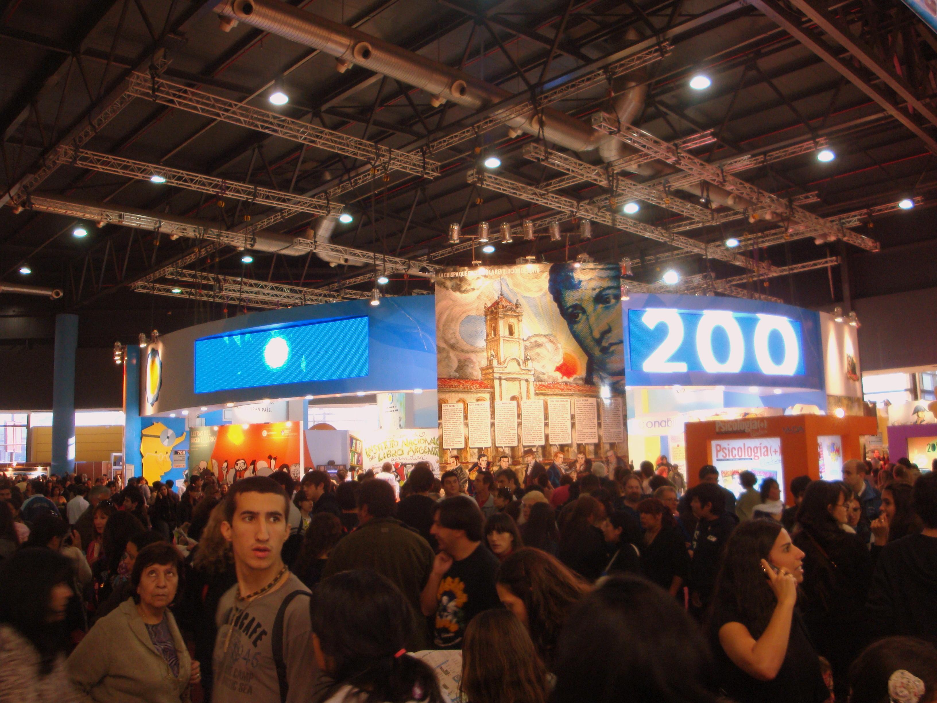 Archivo Feria Internacional Del Libro De Buenos Aires 2010