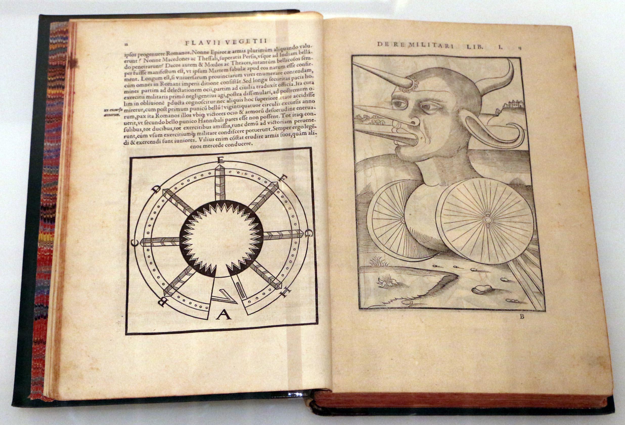 File:Flavius vegetius renatus, de rei militari libri IV, parigi ...