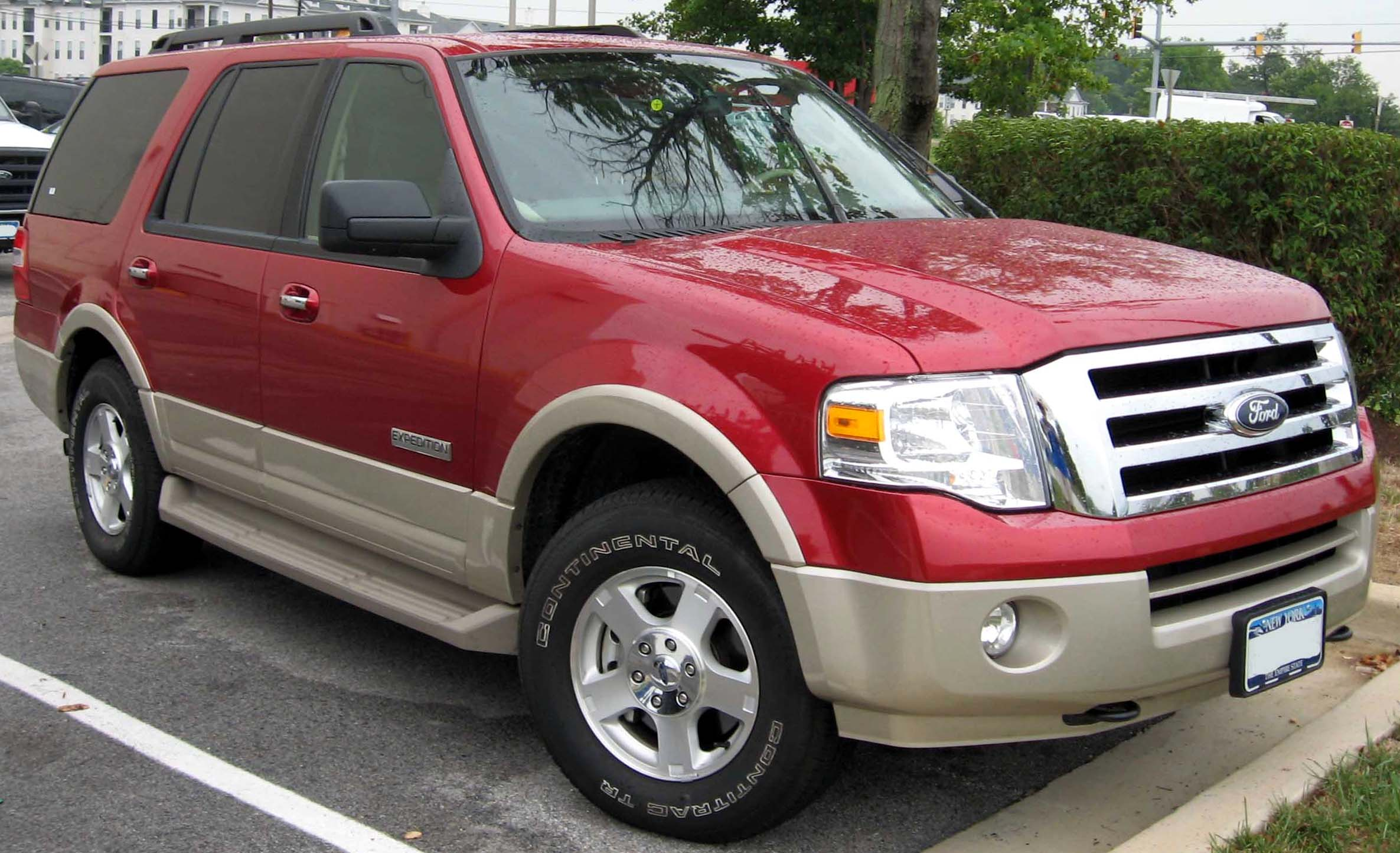 1999 Eddie Bauer Ford Expedition Owners Manual