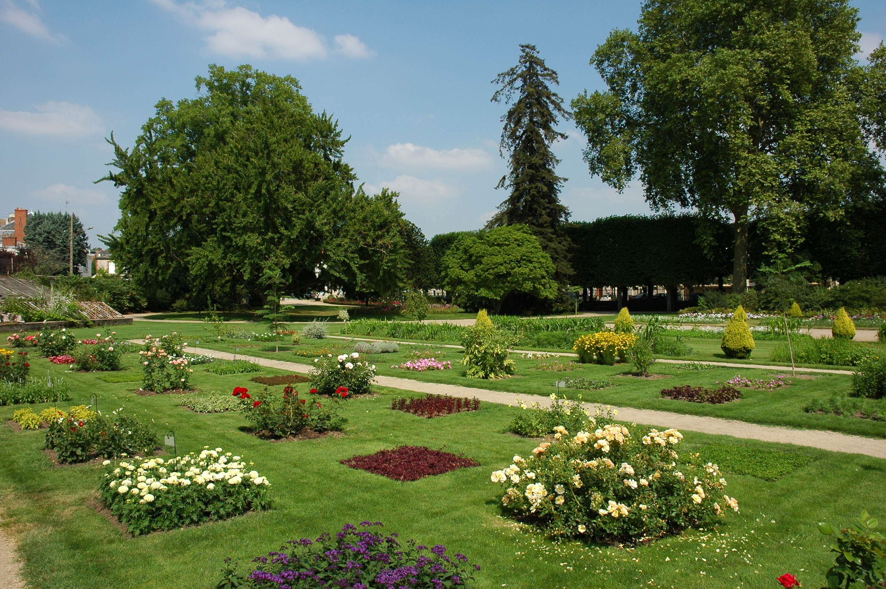 File france orleans jardin des plantes 02 jpg for Jarden france
