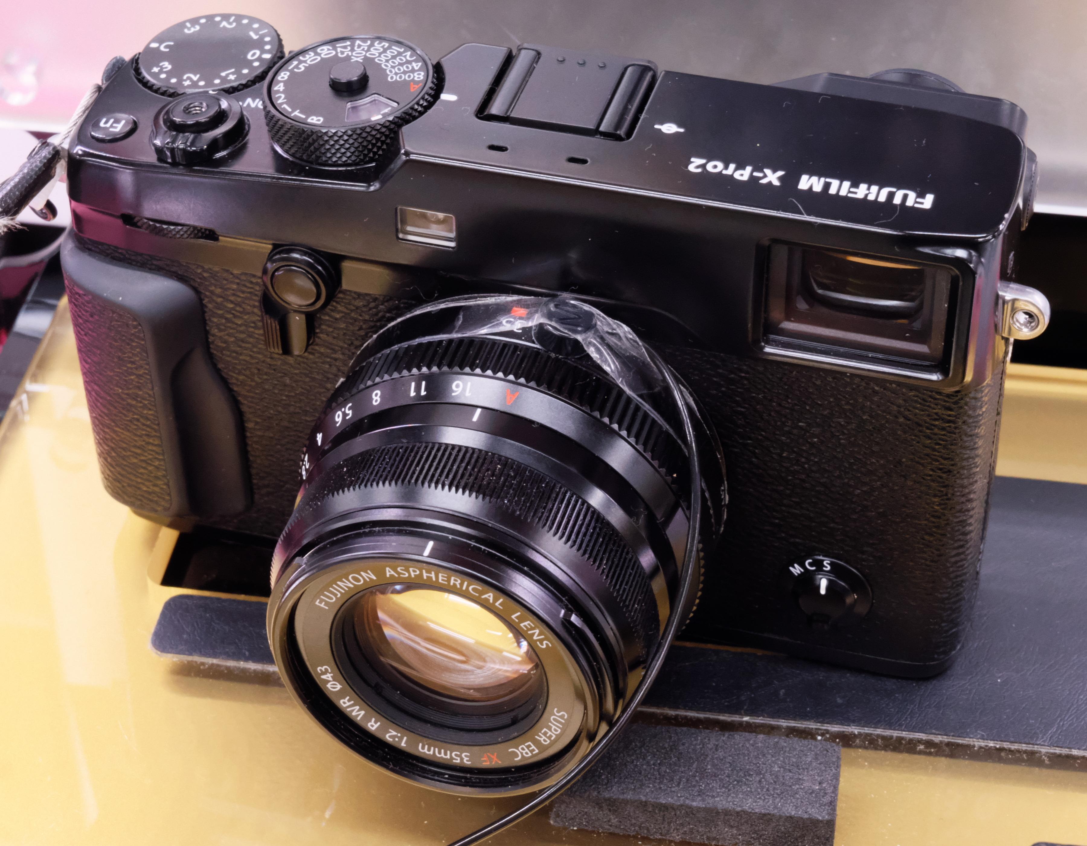 Fujifilm X-Pro2 - Wikipedia