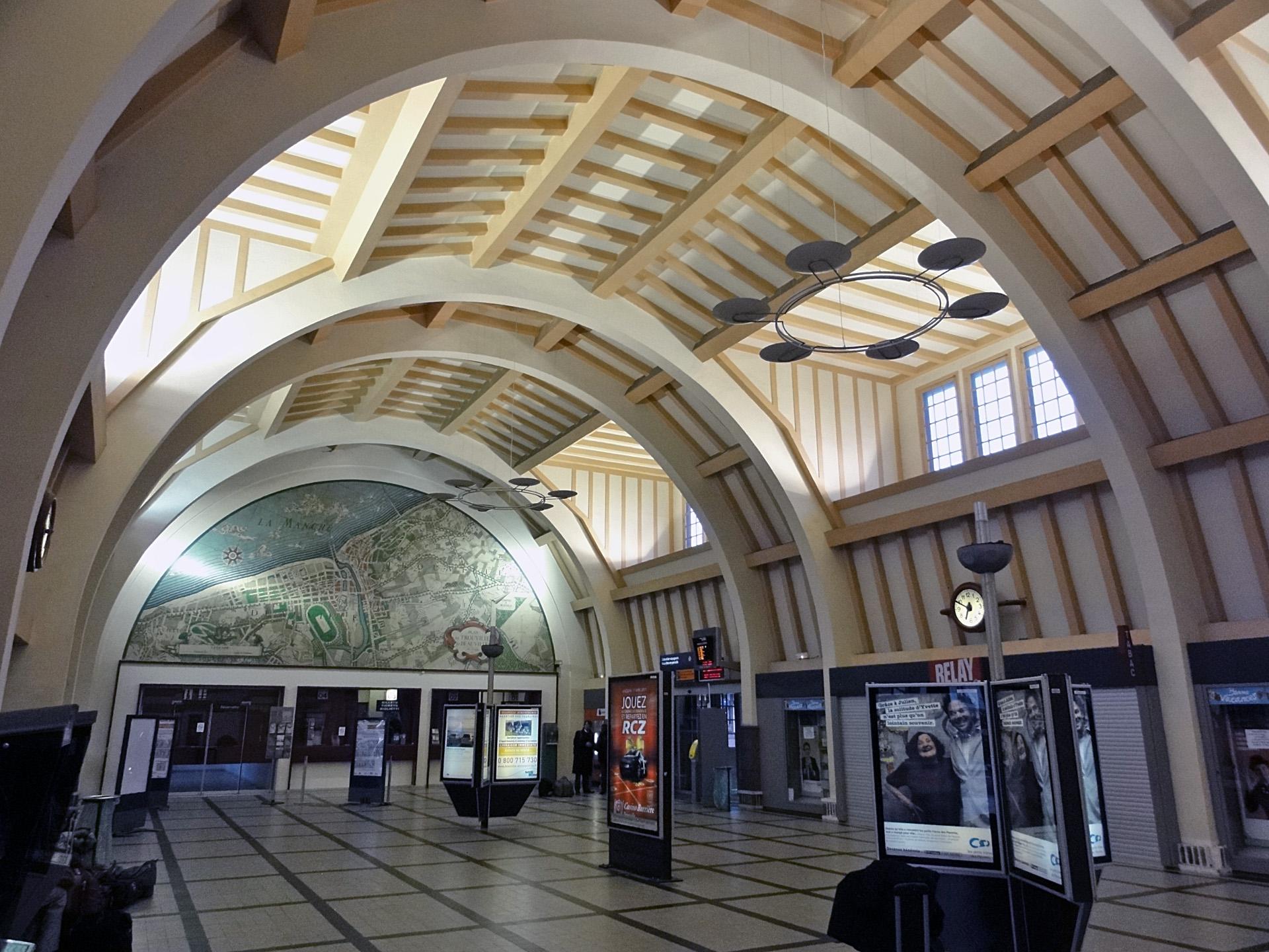 Deauville gare deauville gare with deauville gare un - Office du tourisme de deauville trouville ...