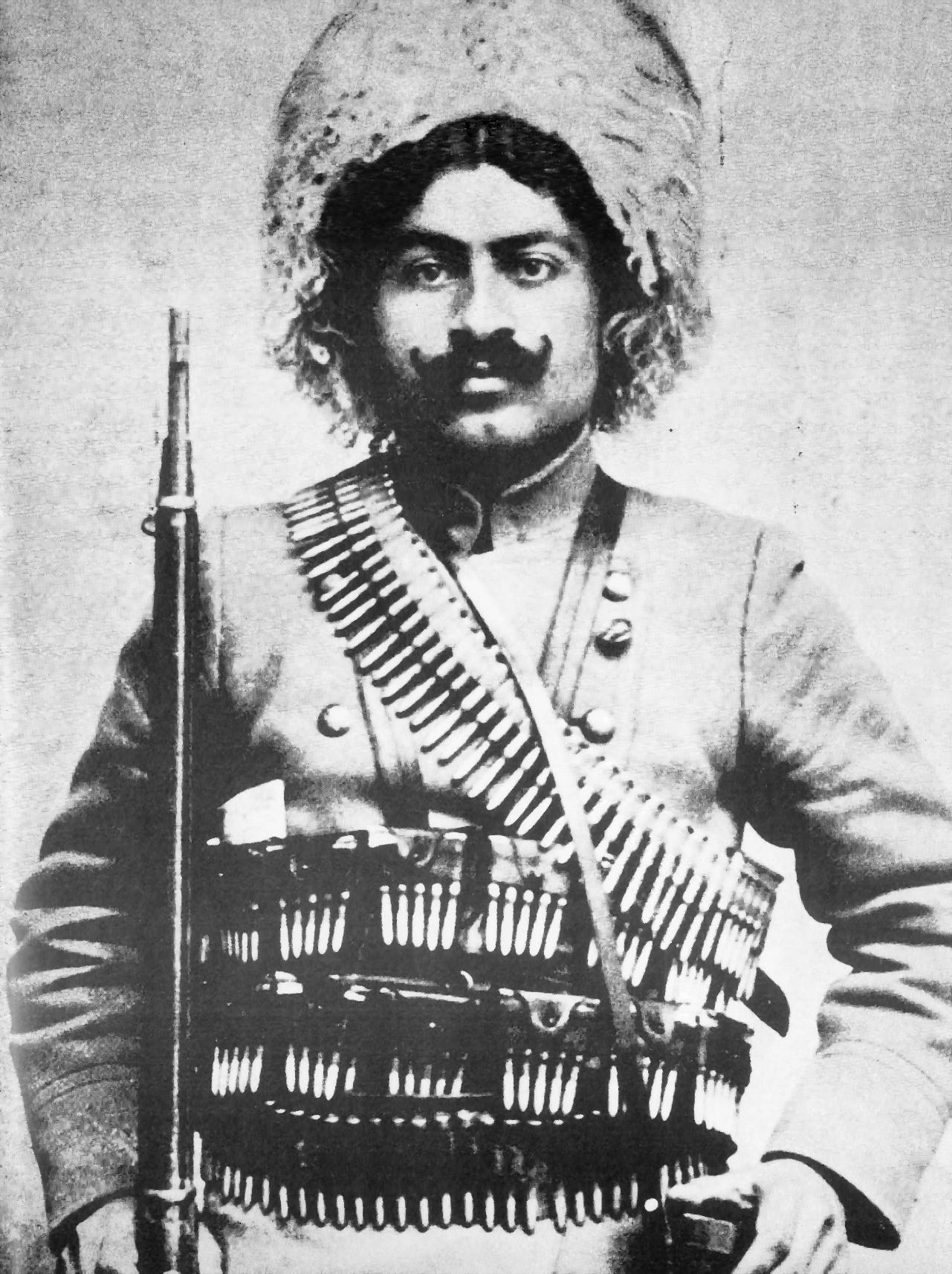 Garegin Nzhdeh Balkan Wars 1913.png