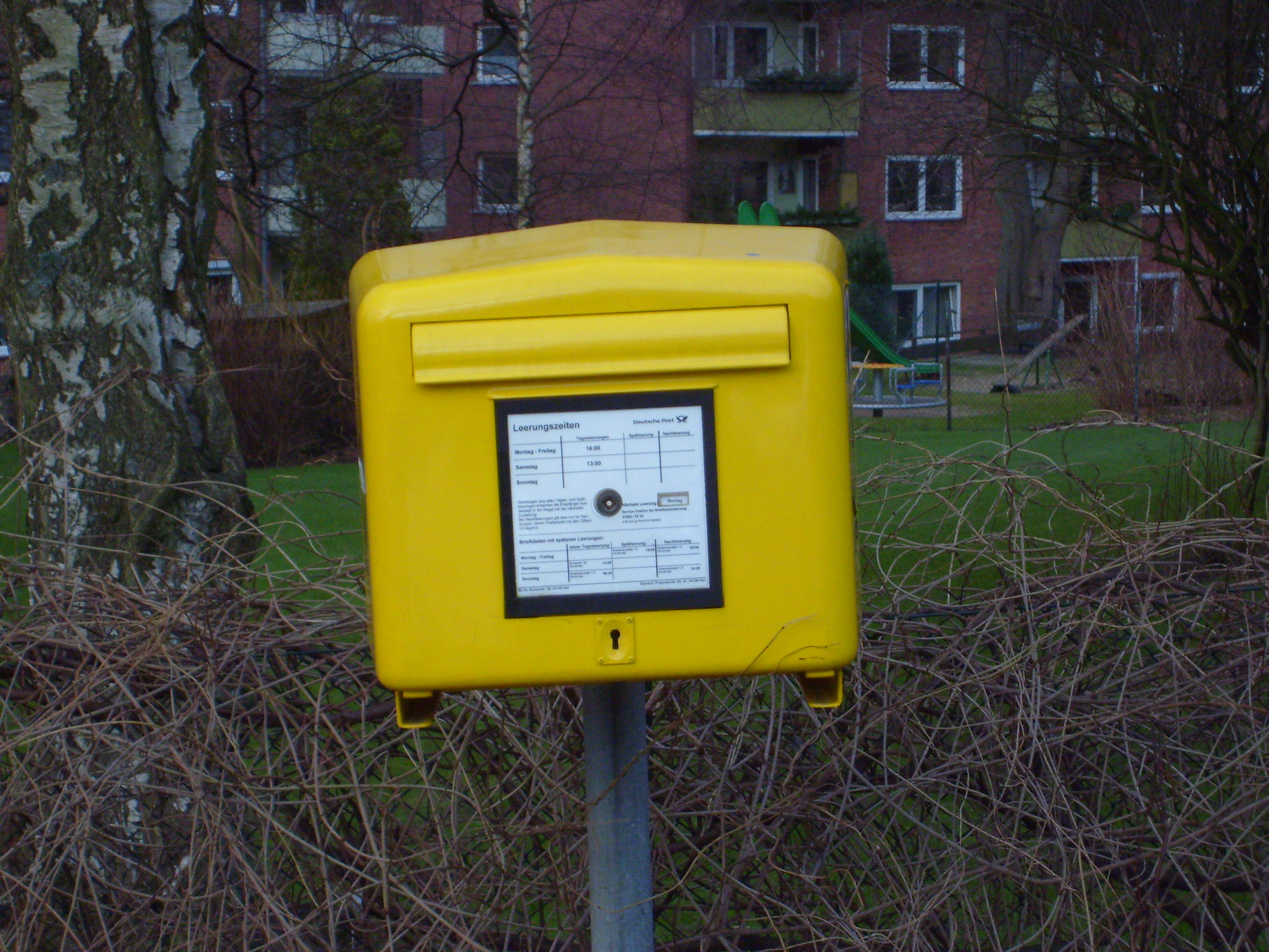 Datei:German letterbox.jpg – Wikipedia