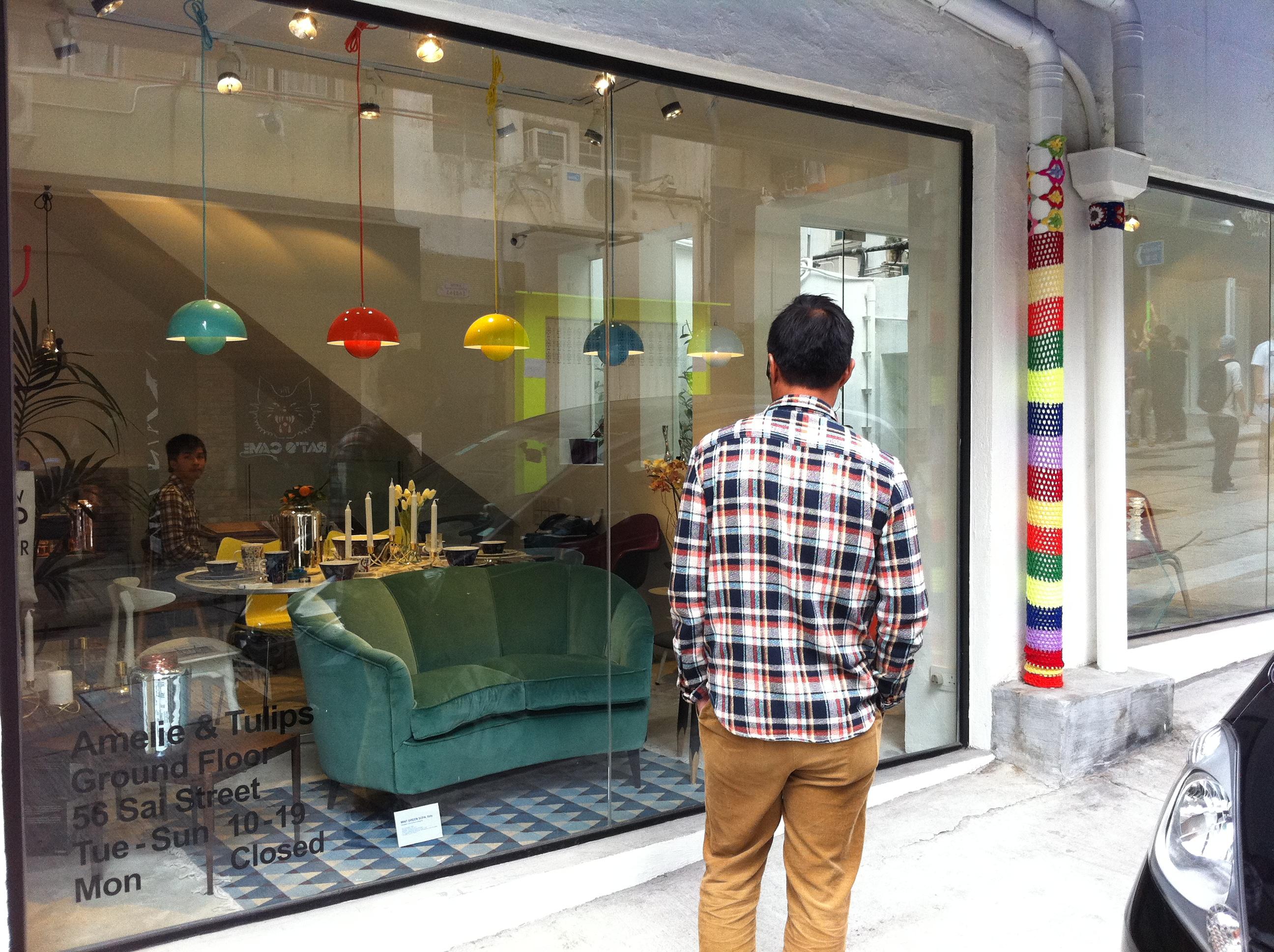 File HK Sheung Wan Tai Ping Shan Street furniture shop