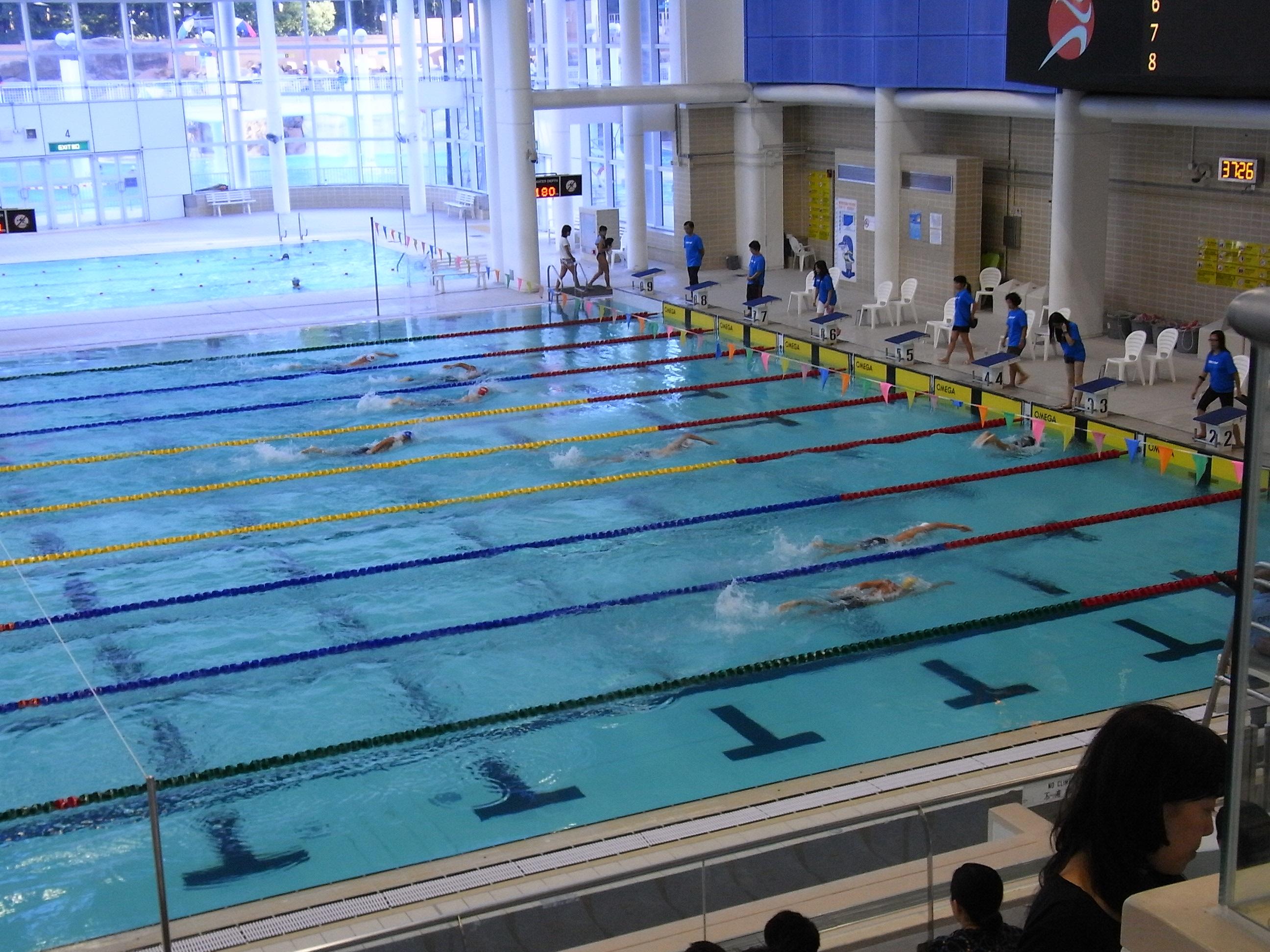 Indoor Public Swimming Pool file:hk tst kln park swimming pool 06 indoor july-2012