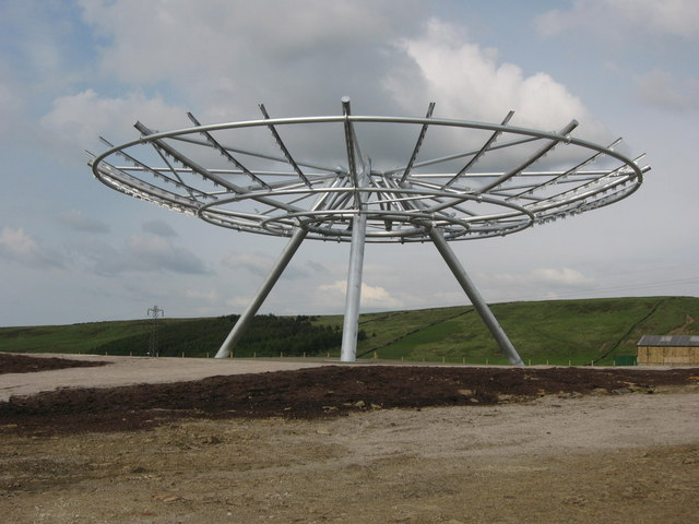 Halo at Top o' Slate - geograph.org.uk - 439183