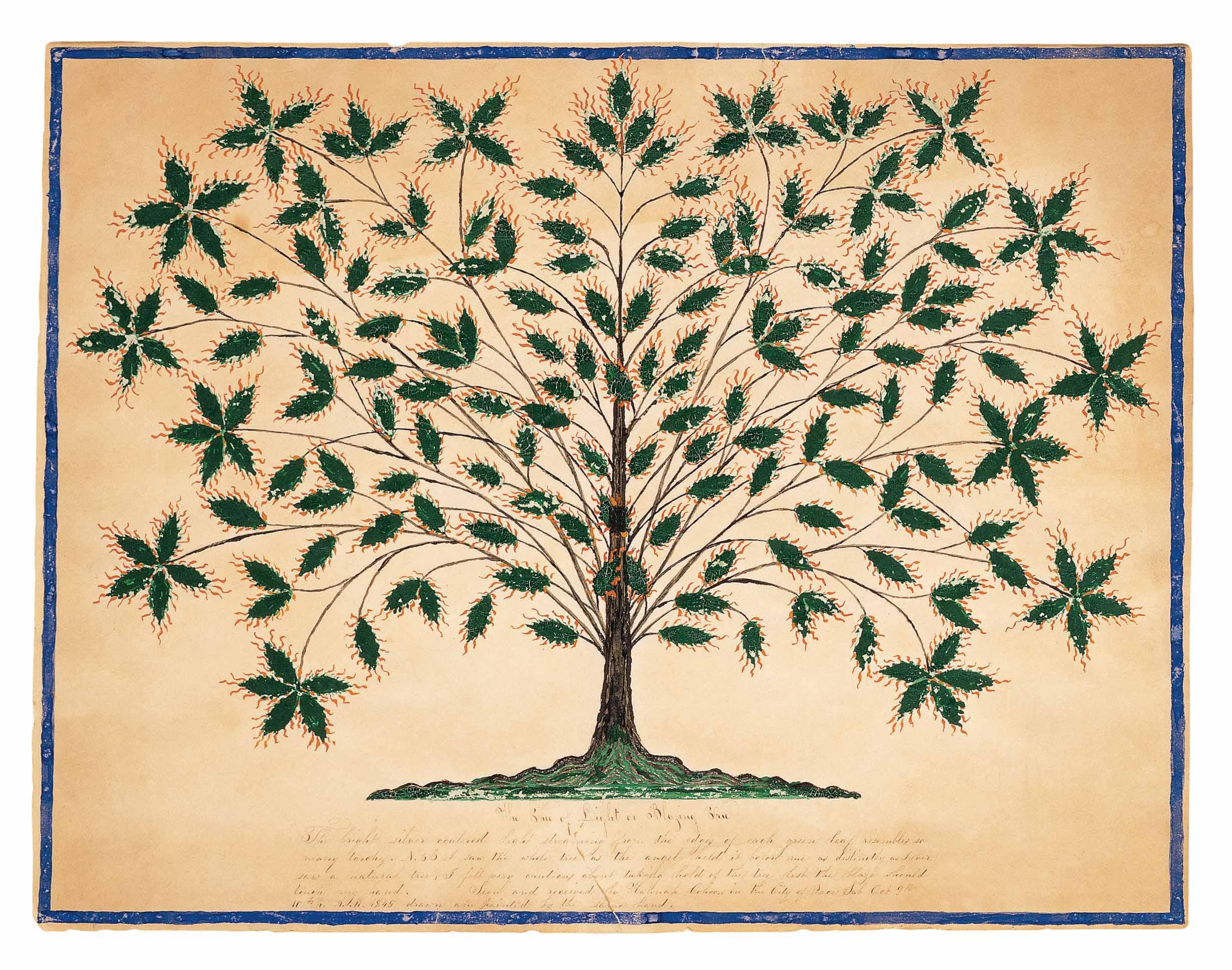 Tree Of Life Painting by Pristine Cartera Turkus  Simple Tree Life Painting