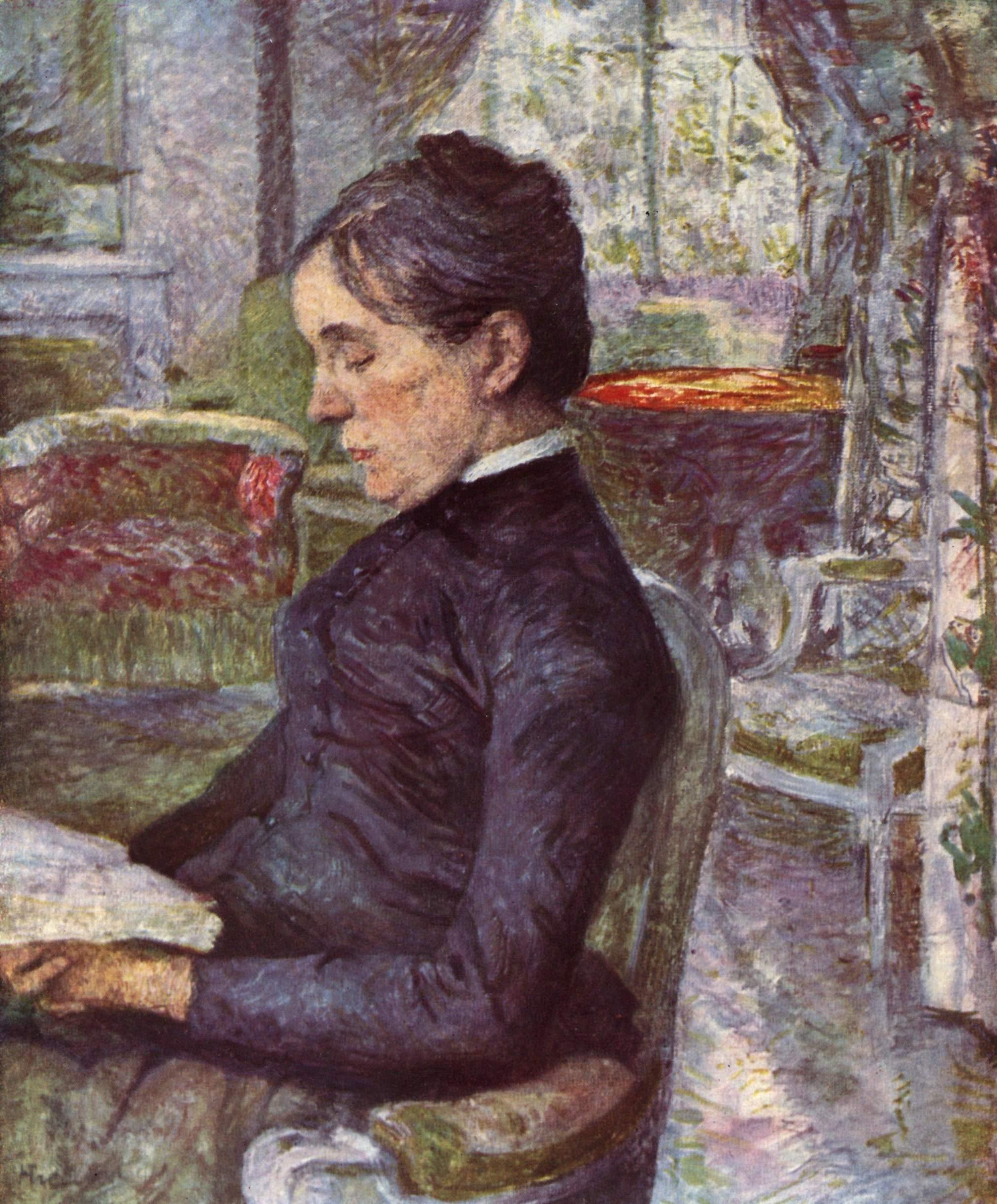 Toulouse Lautrec Paintings For Sale