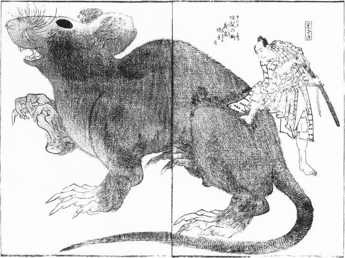 Hokusai Monster Rat.jpg