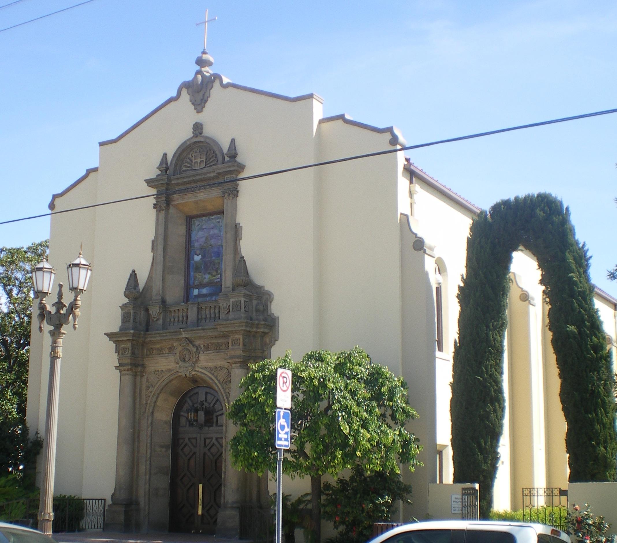 Holy Family Catholic Church Glendale California Wikiwand
