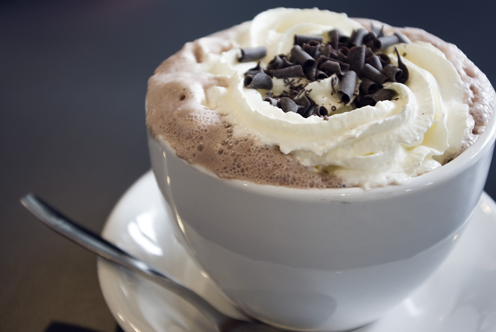 Delicious Hot Chocolate Recipe — Dishmaps