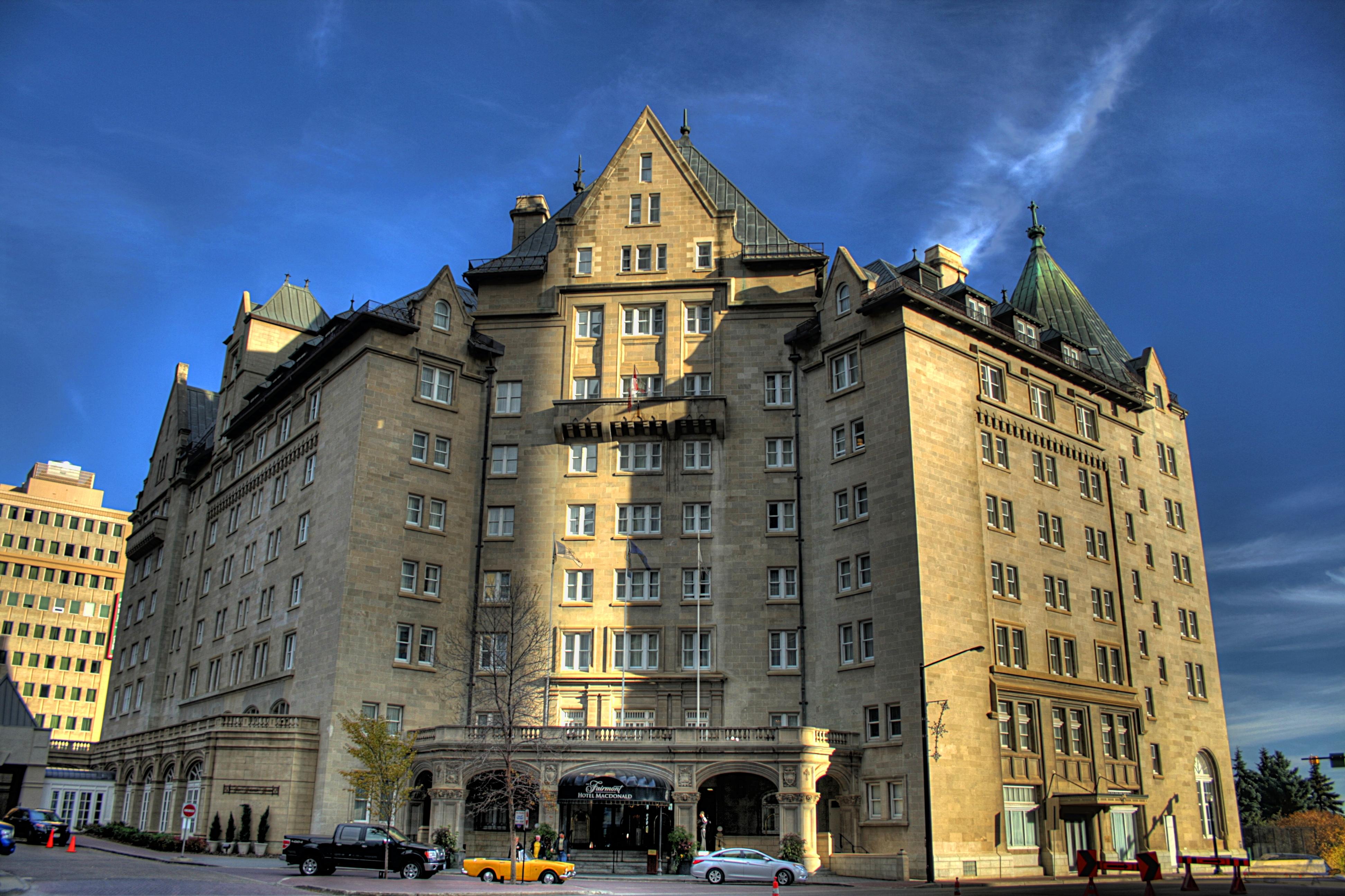 macdonalds hotels