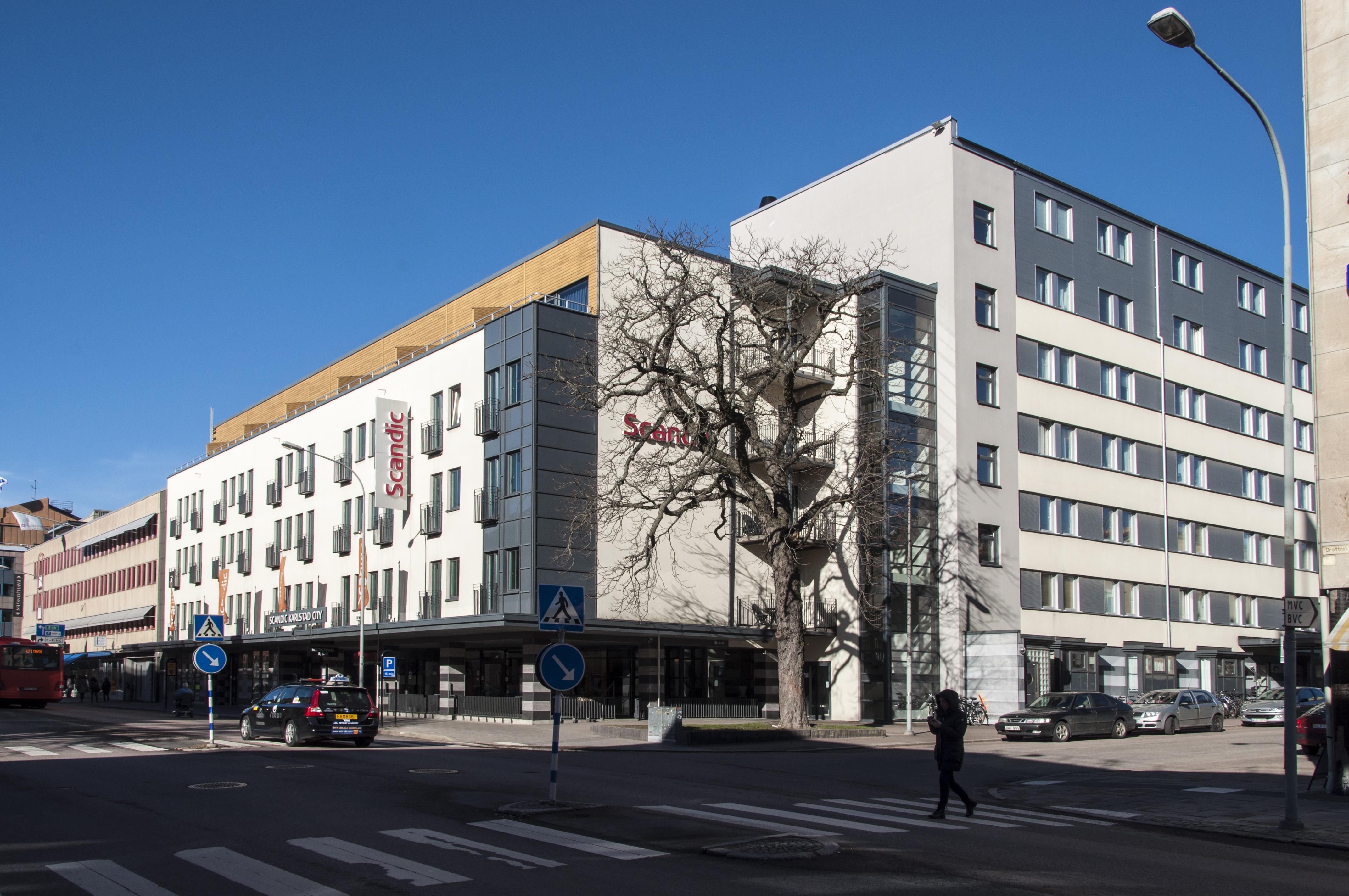 City In Hotell Leobzig