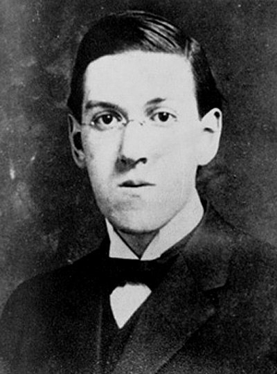H.P. Lovecraft in 1915. Image: Wikimedia Commons