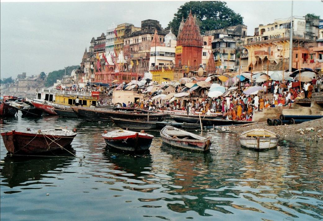 Varanasi - Wikidata