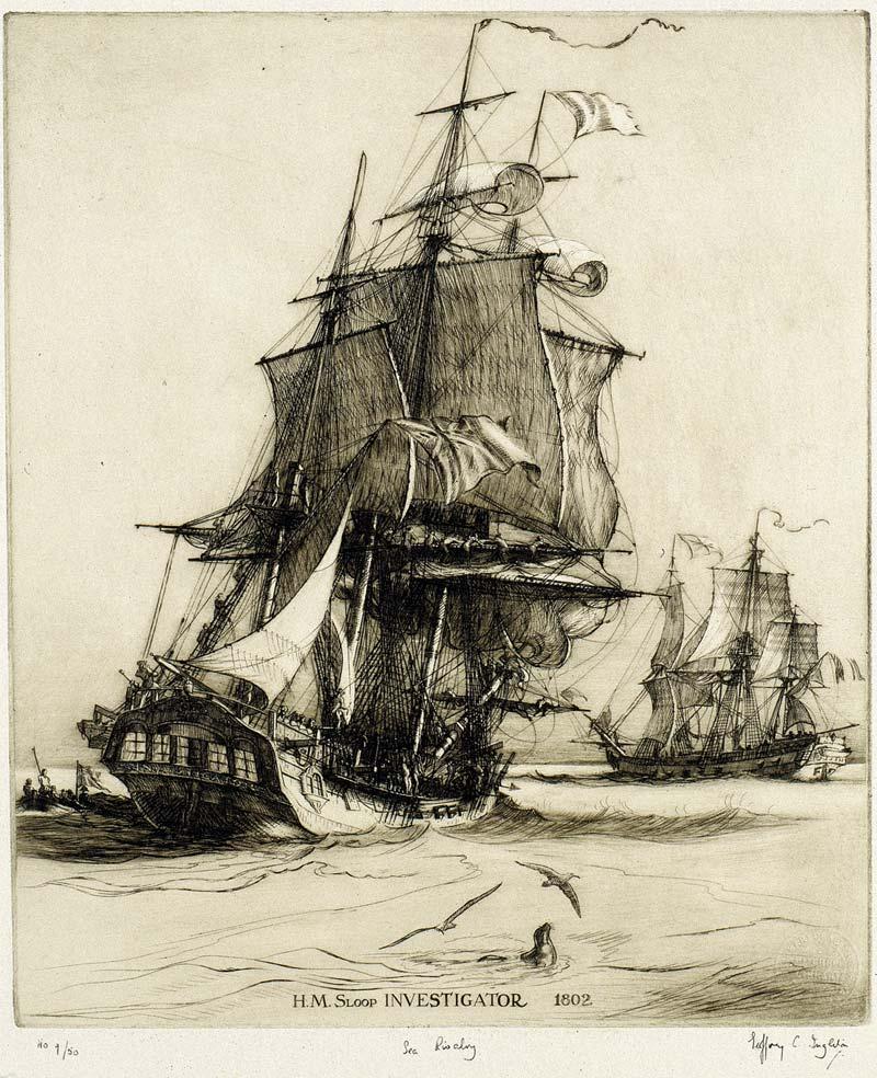 HMS Investigator (1801) - Wikipedia