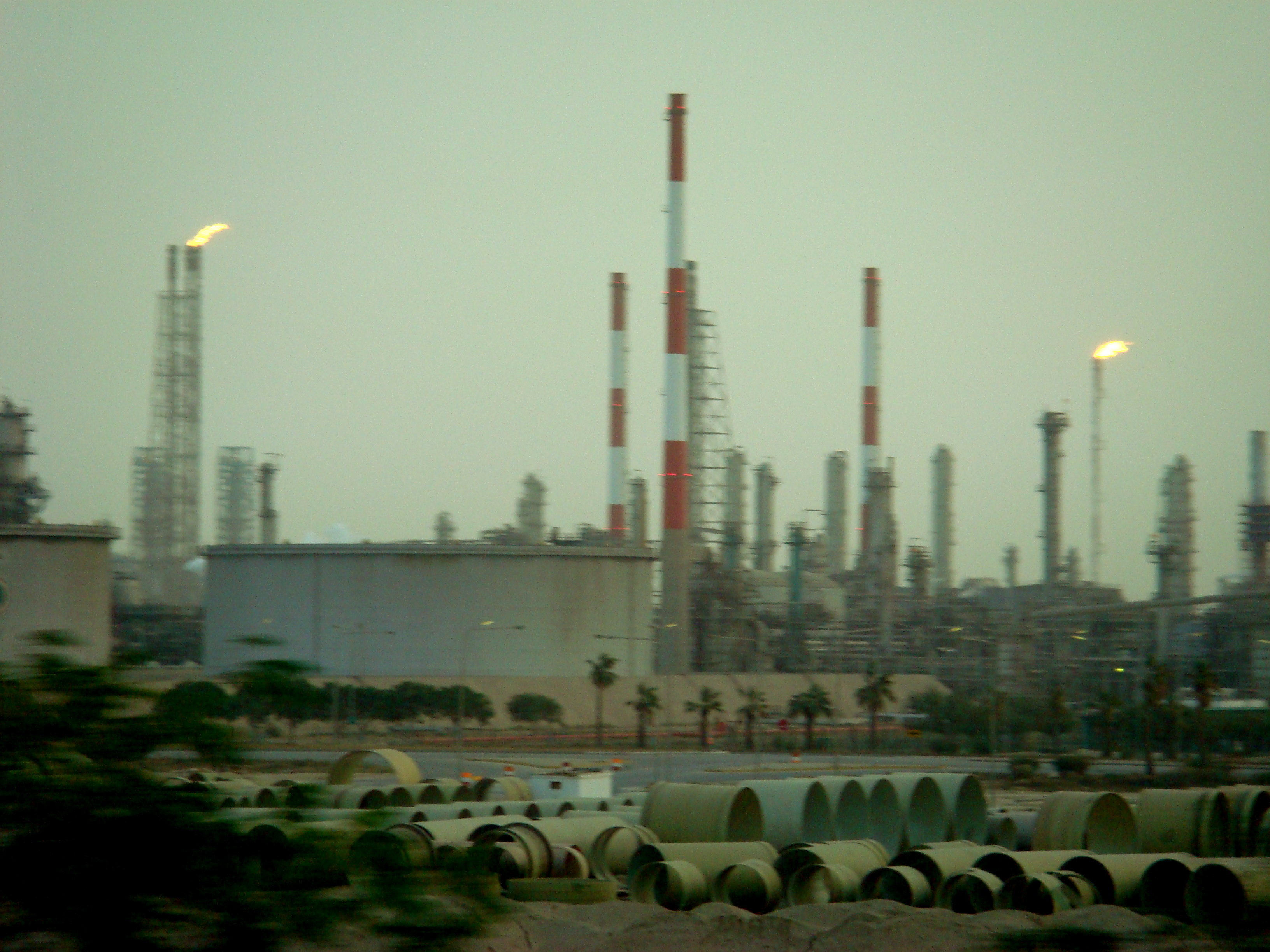 Description j rawls more oil and gas plants