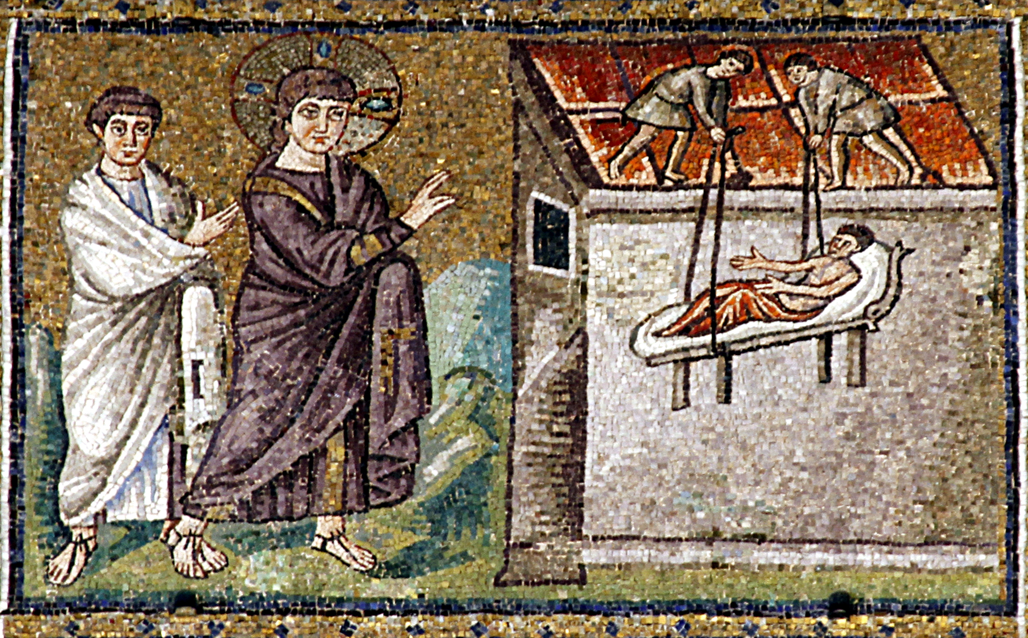 FileJesus Healing The Paralytic In Cafarnaum