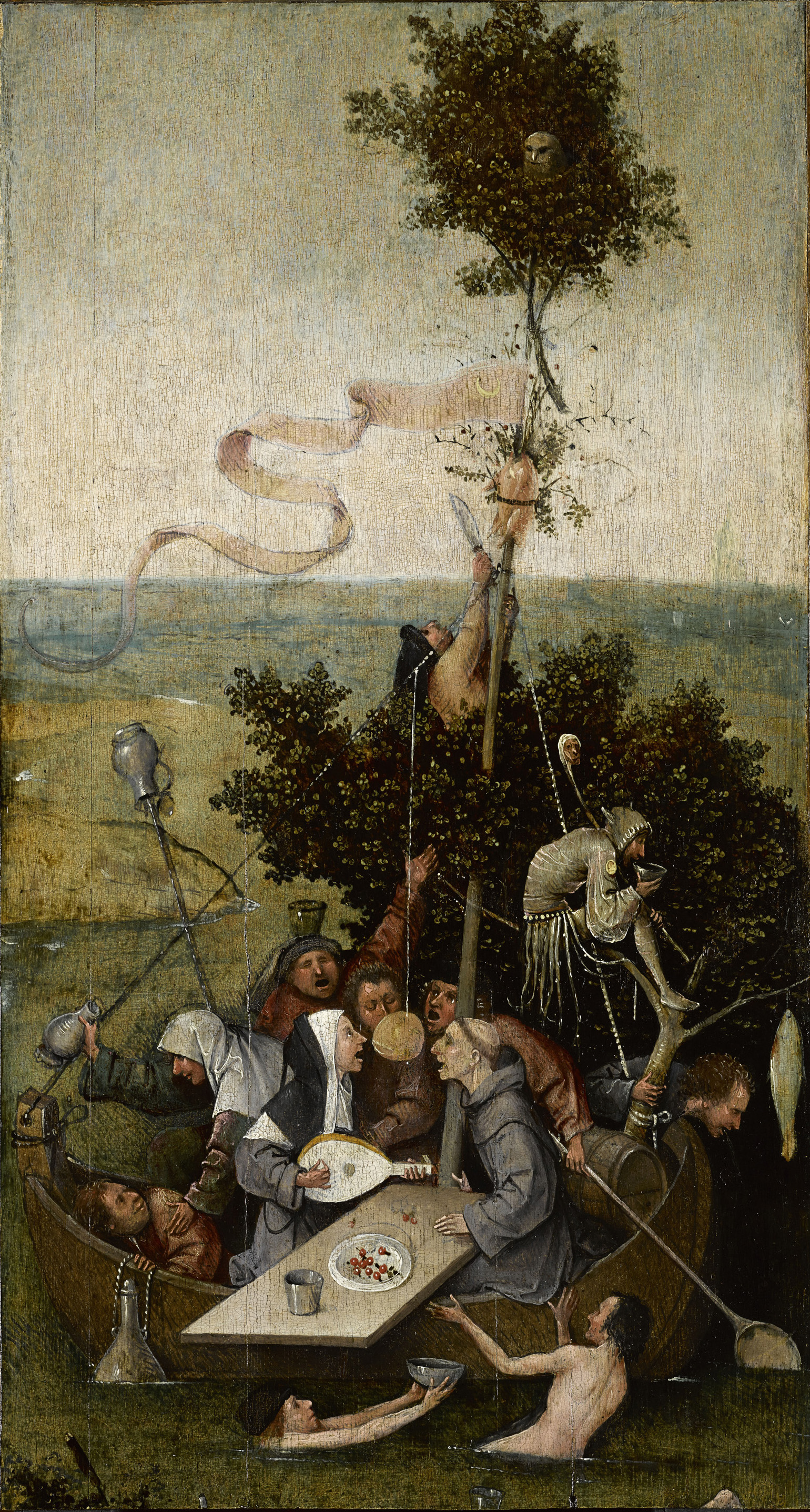 Jheronimus Bosch, Ship of fools