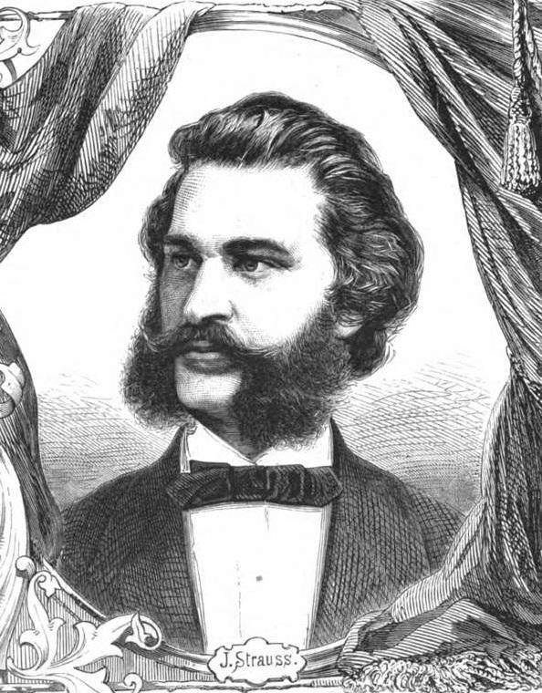 Bildergebnis für Johann Strauß