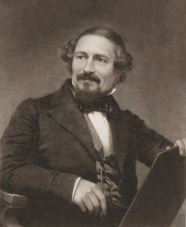 Image of John Sartain from Wikidata
