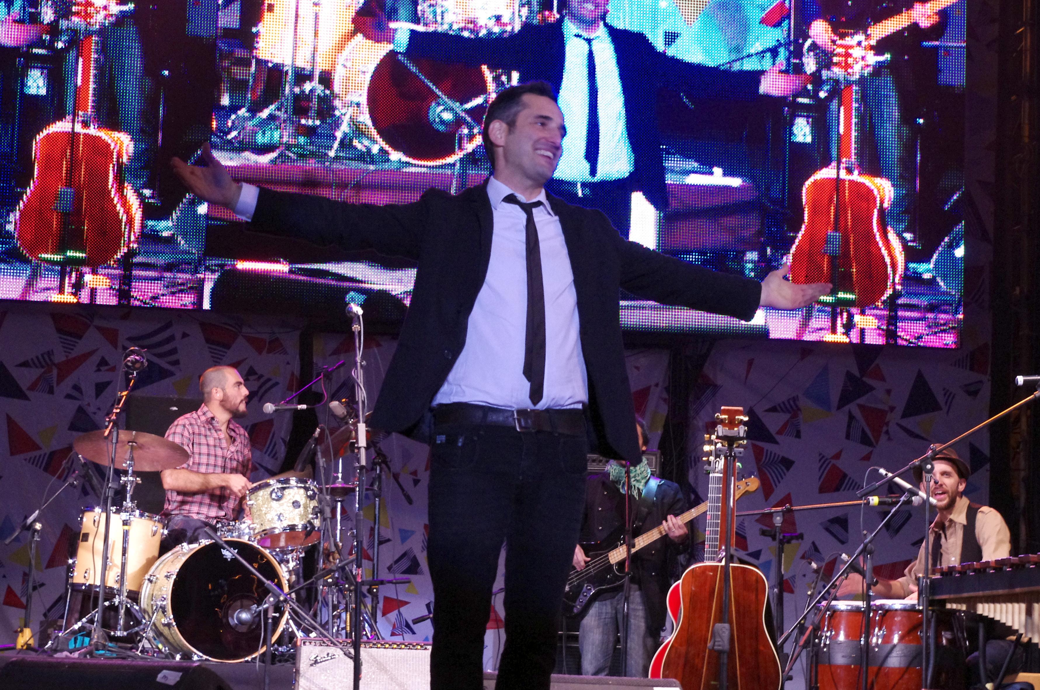 Jorge Drexler en 2011