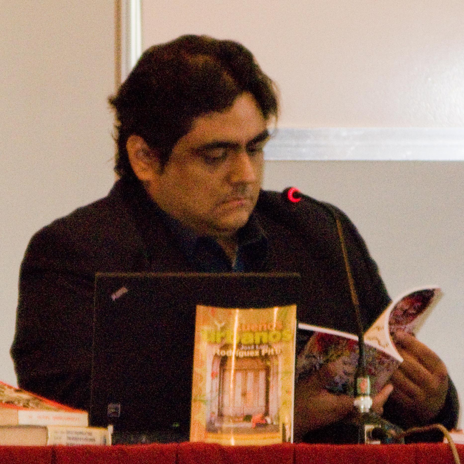 Image of José Luis Rodríguez Pittí from Wikidata