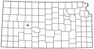 Loko di Ness City, Kansas
