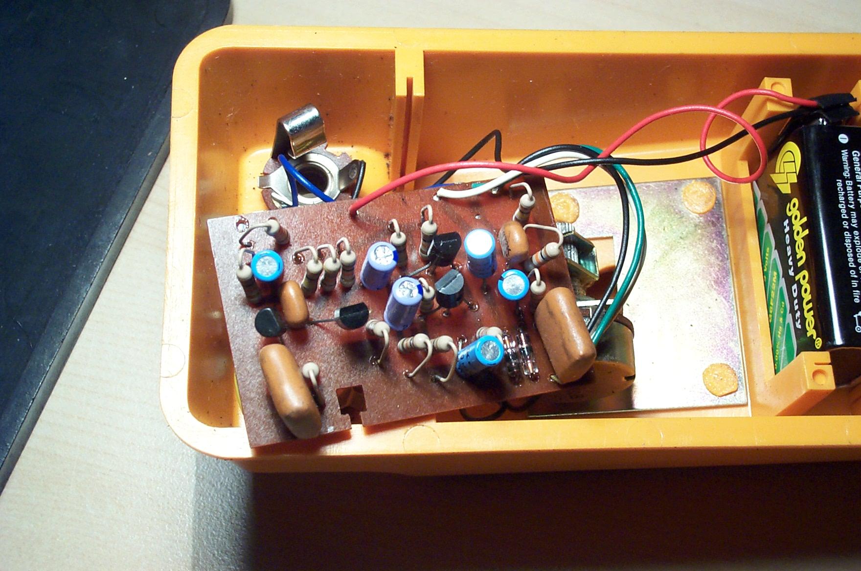 Filekay Fuzz Tone Circuit Board 2007 04 03 215117 By Germanium Guitar Wiring 2151