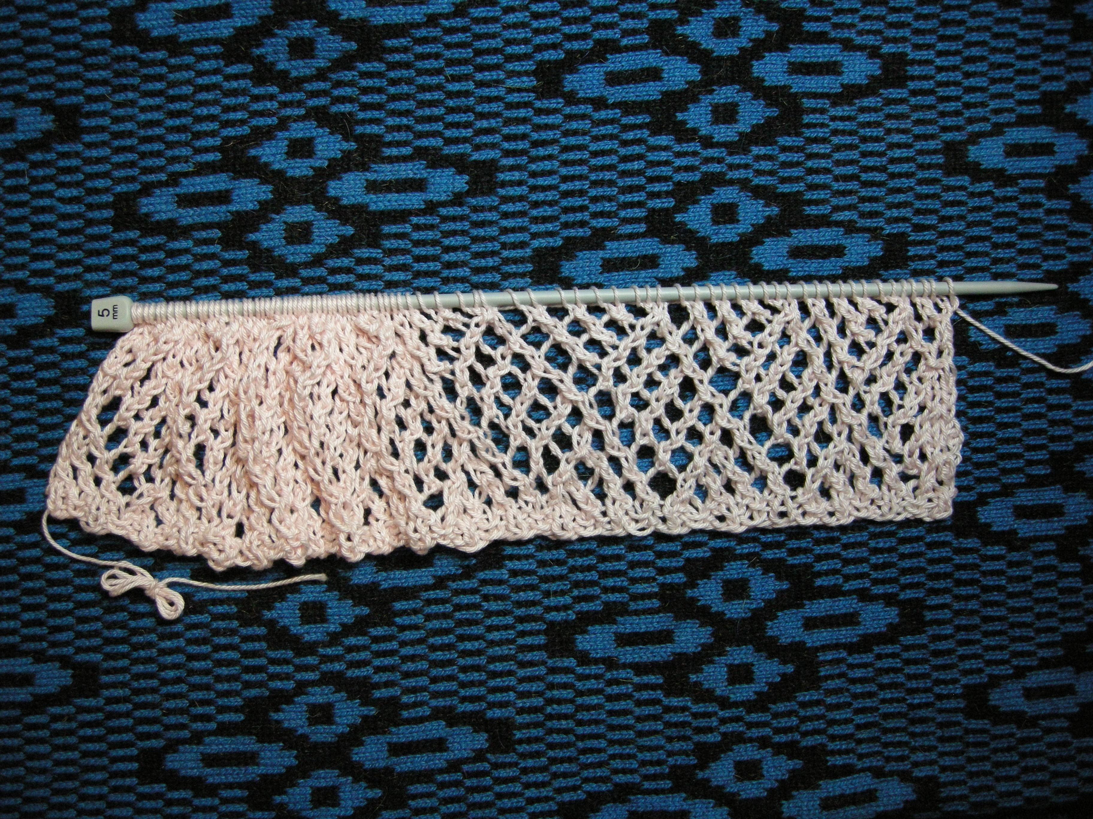 Free Knitting Motif Patterns Of Cats