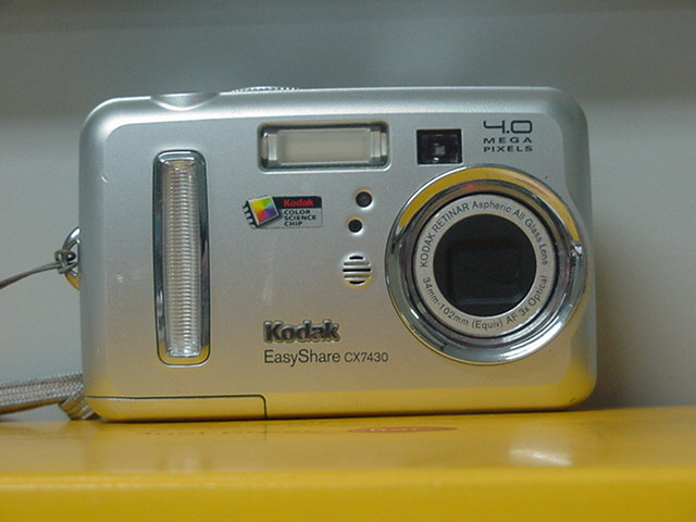 Kodak Digital Camera CX7430 Update