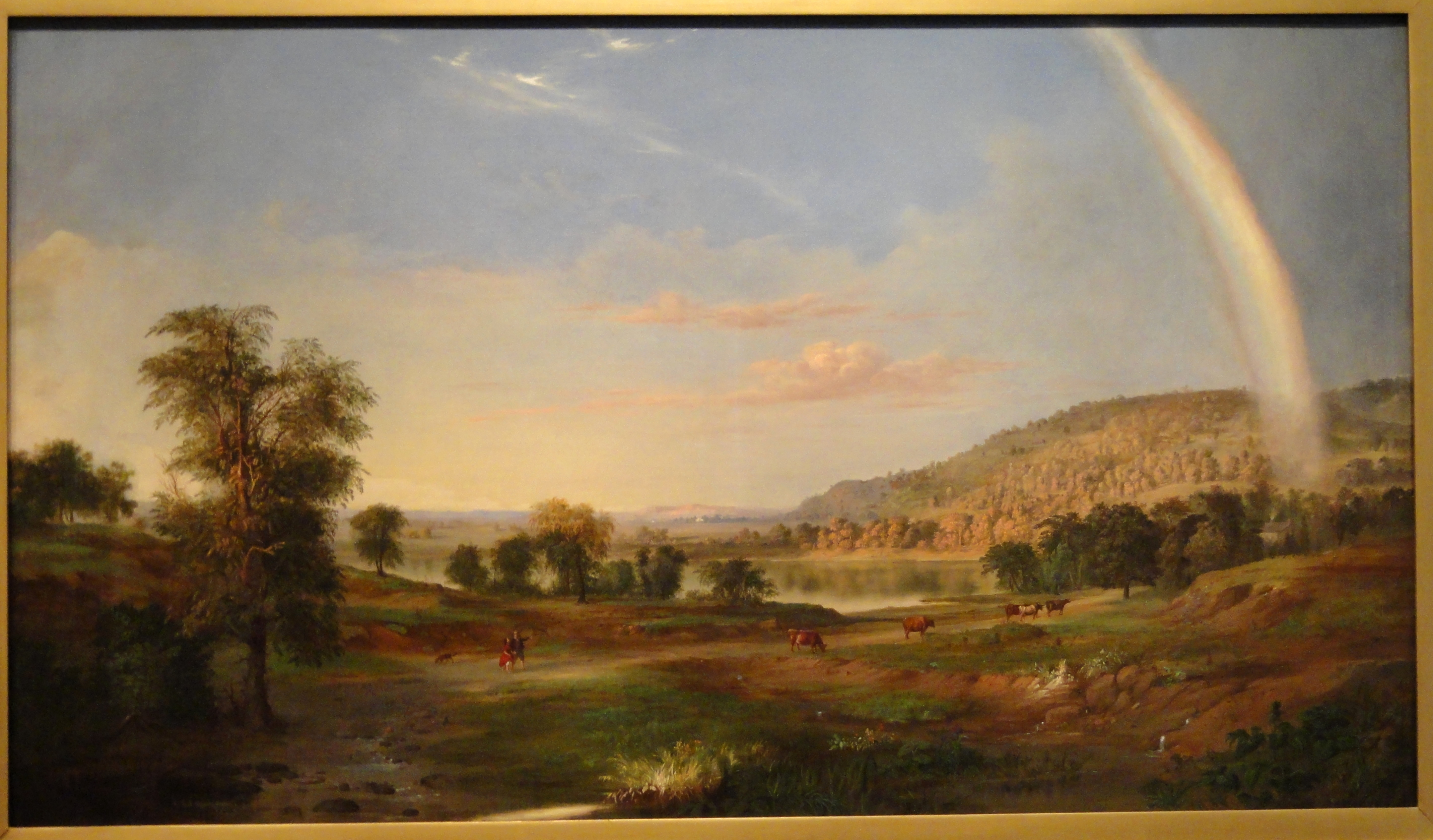 File Landscape With Rainbow 1859 By Robert S Duncanson