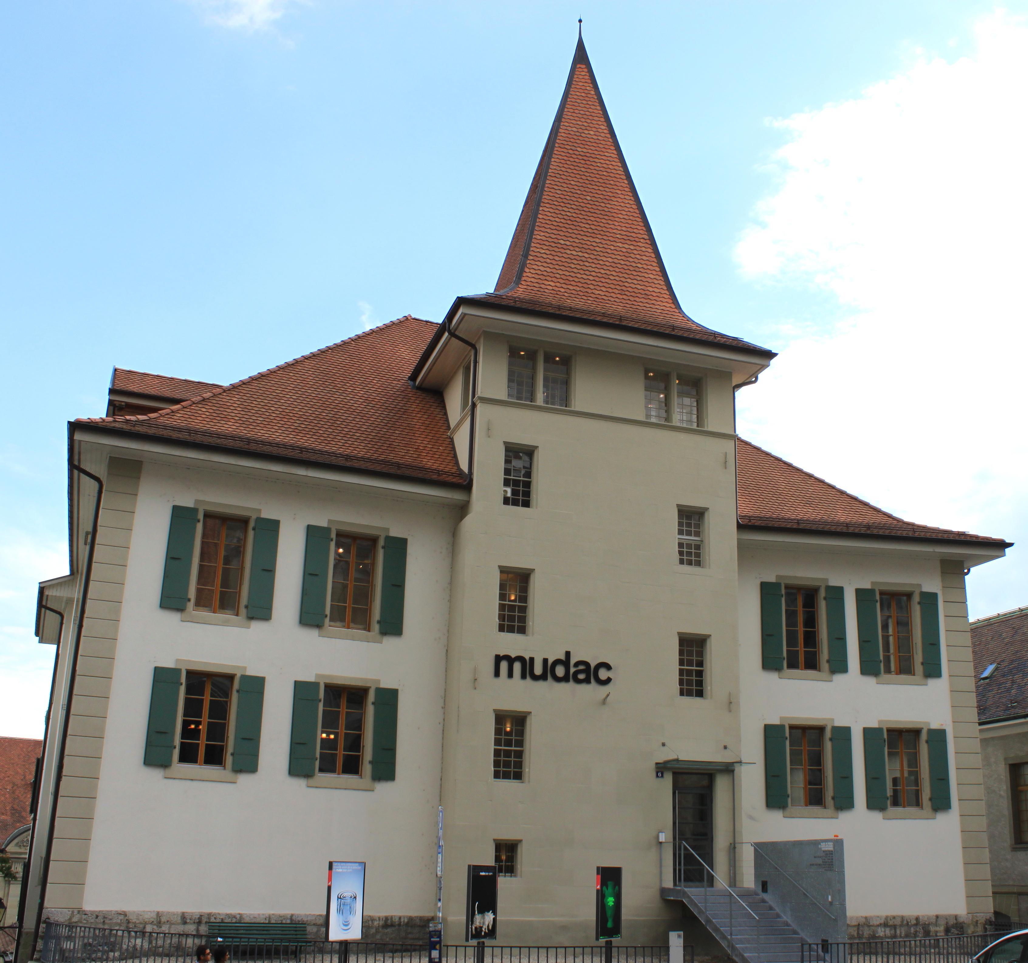 Musee Arts Contemporains Grenoble Plan De La Ville
