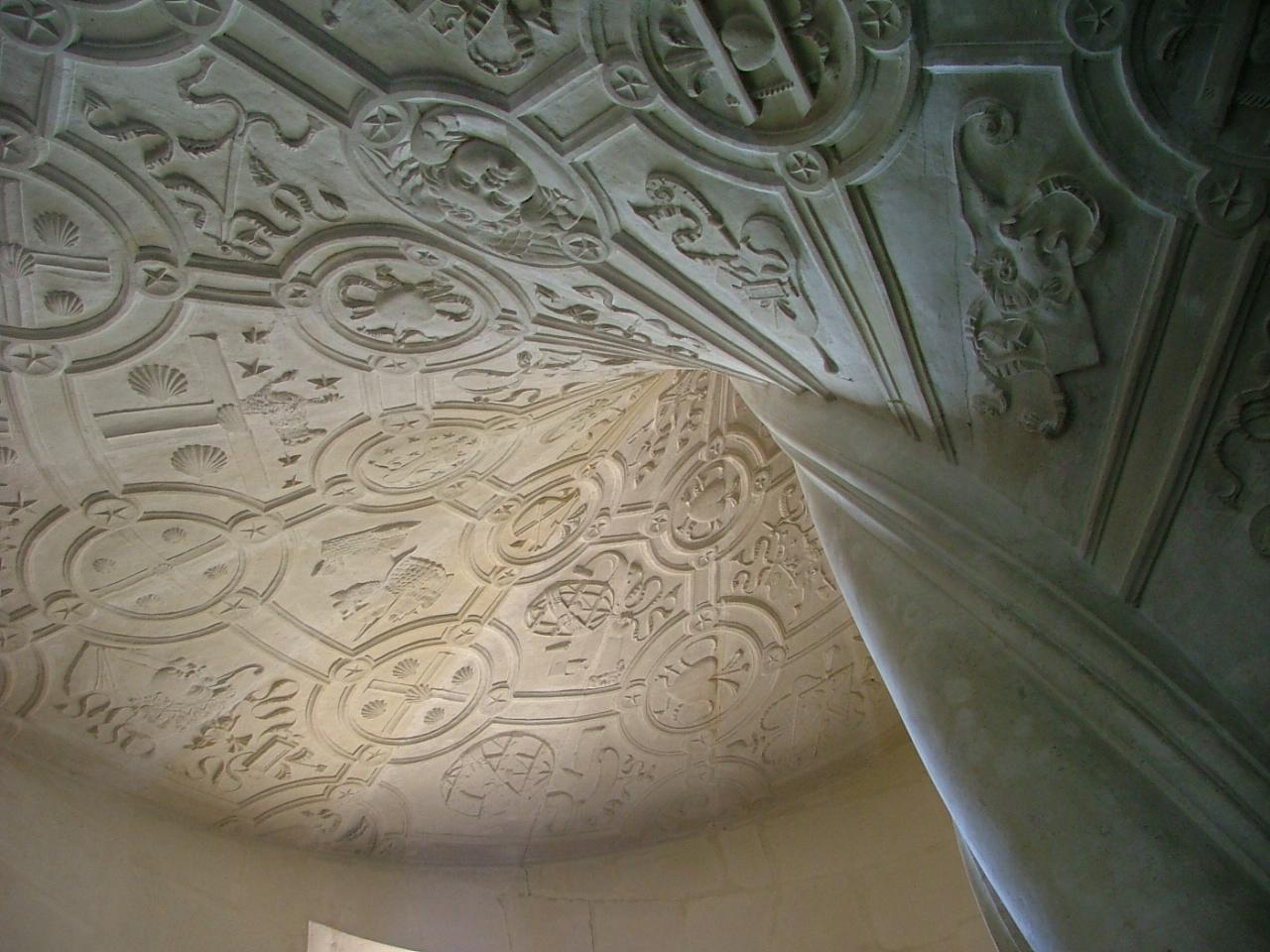 Decor Renaissance Des Portes Seigneuriales