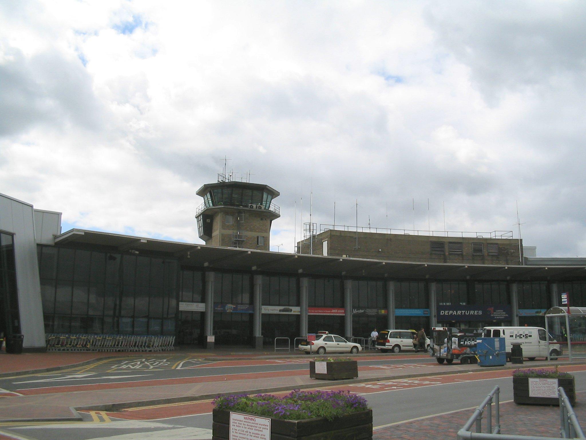 Leed Bradford Airport Parking Sentoal Car Parks