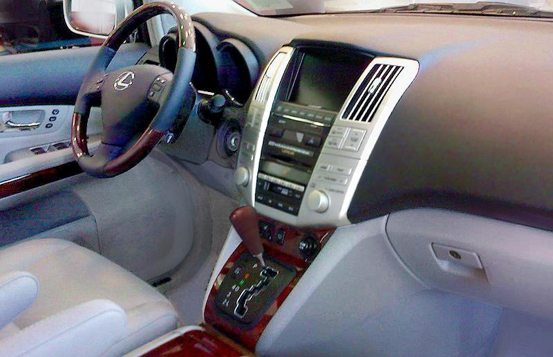 Marvelous File:Lexus RX 350 Interior