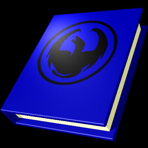 File:Libro azul.png - Wikimedia Commons
