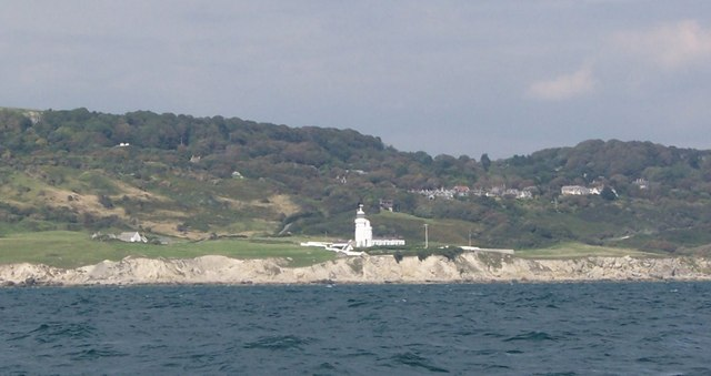 Lighthouse at St.Catherine's Point-Isle of Wight - geograph.org.uk - 726580