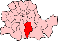 Camberwell within the County of London
