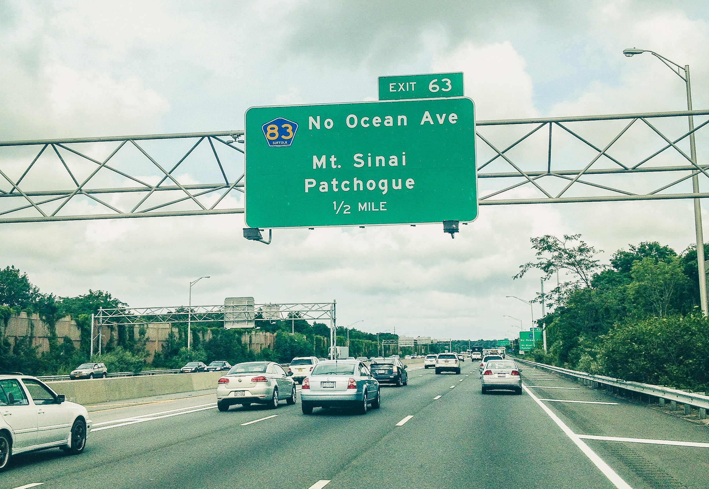 Long Island Expressway Exits For Lic
