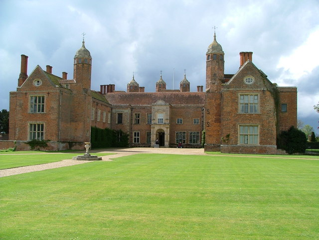 Long Melford - Melford Hall