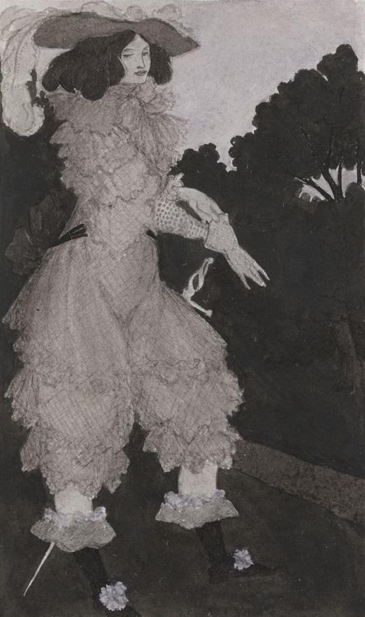 Mademoiselle de Maupin by Beardsley.jpg